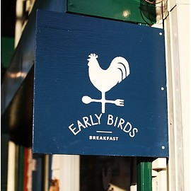 名古屋市中区 - EARLY BIRDS BREAKFAST