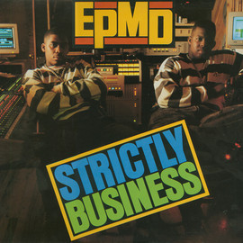 EPMD - Strictly Business ‎(LP, Album)