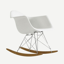 Hermen Miller - EAMES RAR ROCKING CHAIR WHITE