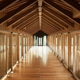 —Yusuhara Wooden Bridge Museum