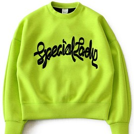 PONTI - Special Lady Sweater (yellow)