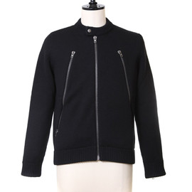 Maison Martin Margiela - Knit Riders Jacket