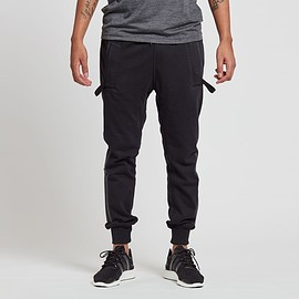 adidas - Day One Utility Pant - Black