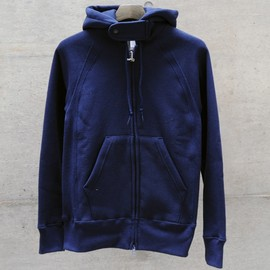 Engineered Garments WORKADAY - RAGLAN HOODY