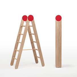 GamFratesi, Casamania - Compass ladder