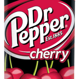 Dr Pepper - Dr pepper cherry