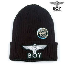 BOY LONDON - BOY LONDON Cap (BLACK/WHITE)