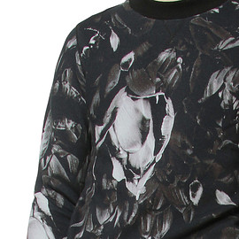 Ami - Flower print sweat