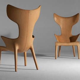 Philippe Starck,  Eugeni Quitllet for Driade, Interstudio - Lou Read|Hommage to Carlo Mollino, Danish design from 1950s