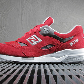 New Balance 2013 Fall/Winter CM1600FR Red/Grey