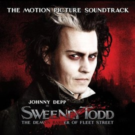 Stephen Sondheim - Sweeney Todd: The Motion Picture Soundtrack
