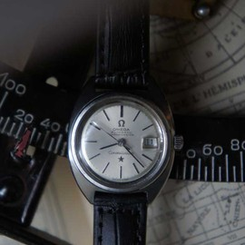 OMEGA - 1960'S ANTIQUE WATCH