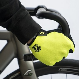 MASH - DND glove (neon yellow)