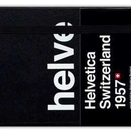 MOLESKINE - Notebook, The Helvetica Project, Limited Edition