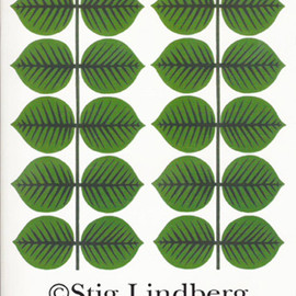 "Stig Lindberg - Exhibition catalogue 2006 ""@Stig Lindberg"""