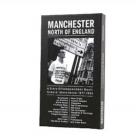 V.A. - Manchester North Of England: A Story Of Independent Music Greater Manchester 1977-1993