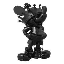 MEDICOM TOY - UDF MICKEY MOUSE(ROEN collection - TONE on TONE Ver.) CROWN Ver.