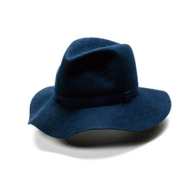 uniform experiment - WOOL FOLDING HAT