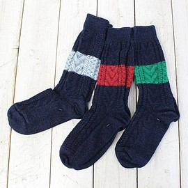 VOO - INDIGO CABLE SOCKS