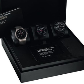 Porsche Design - 40th Anniversary Watch Collection Boxset