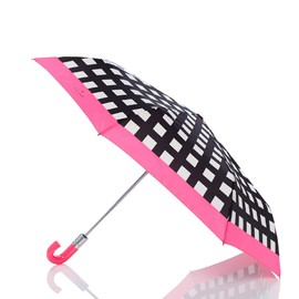 kate spade NEW YORK - all wrapped up umbrellas pop art check umbrella