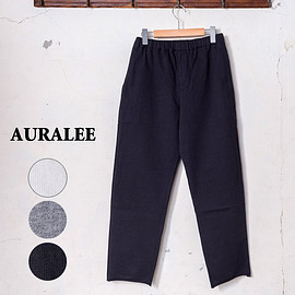 AURALEE - STAND-UP EASY PANTS