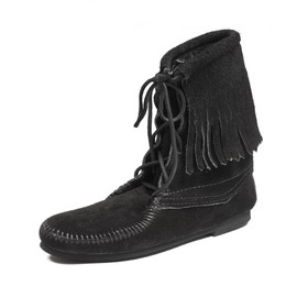 Women's Hi Top Back Zip Boot