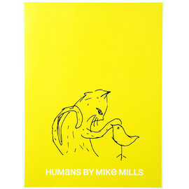 Mike Mills - Cat Poster