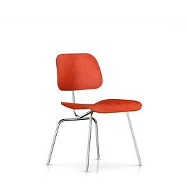 Herman Miller - Eames Plywood Dinning Chair DCM Red
