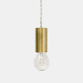 千, sen - STILL Pendant Lamp Brass(真鍮色)