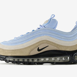 NIKE - Air Max 97 - Desert/Black/Desert Sand/Royal Tin