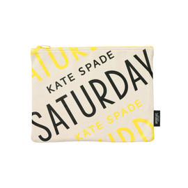 kate spade saturday - ZIPPERED POUCH