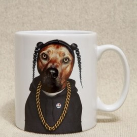 URBAN OUTFITTERS - URBAN OUTFITTERS Snoop Dog Mug 1