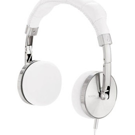 Nixon - Nomadic headphones white