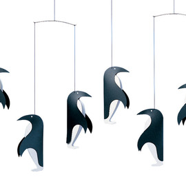 Flensted Mobiles - Penguin Talk