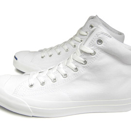 CONVERSE - CONVERSE JACK PURCELL MID WHITE