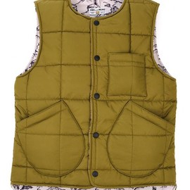 ENDS and MEANS - Quilting Vest