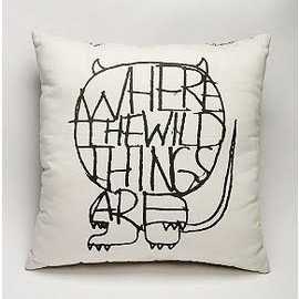 urban outfitters - Where The Wild Things Are Pillow