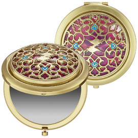 sephora - Sephora Disney Jasmine The Palace Jewel Compact Mirror