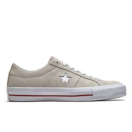 Converse - One Star Pro [Egret/White/Red]