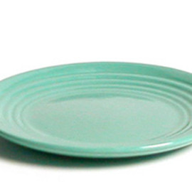 BAUER POTTERY - Luncheon Plate (210LPTUR)
