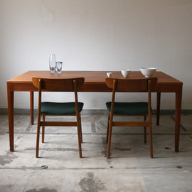 Finn Juhl  - Diplomat Dining Table