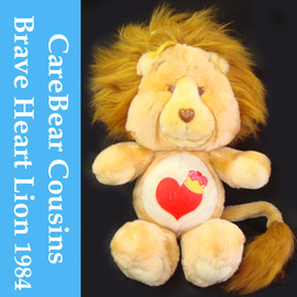 Care Bears - Cousins Brave Heart Lion