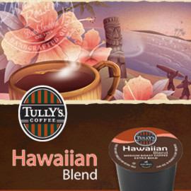 Tully's® - Hawaiian Blend K-Cup Pack