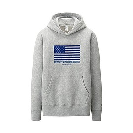 UNIQLO x Brooklyn Machine Works - Pullover Hoodie