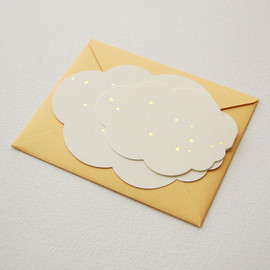 Maison de Pompon - Cloud cards