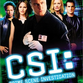 Created by Anthony E. Zuiker - CSI - Las Vegas: Complete Second Season