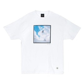 HUF - 10th ANNIVERSARY PHOTO TEE Gabe Morford (White)