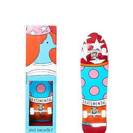 Parra - Skate Mental Rocket Cruiser
