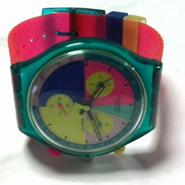 Swatch - Flash Arrow